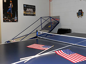 table tennis, Football and Air Hockey Table